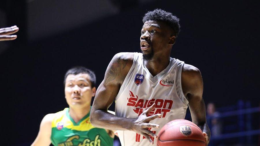 Joshua Keyes đưa Saigon Heat vào chung kết giải bóng rổ VBA