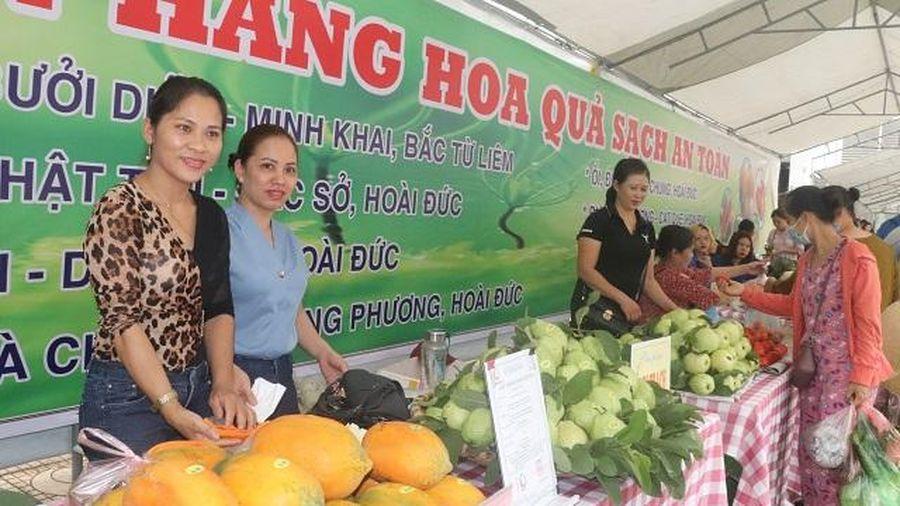 Cán bộ, hội viên phụ nữ Hà Nội: Chung tay chống thực phẩm bẩn