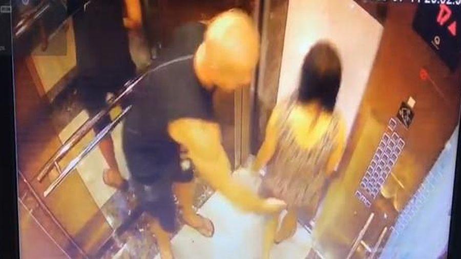 Lãnh sự Estonia lên tiếng về người đàn ông vỗ mông phụ nữ Việt Nam trong thang máy