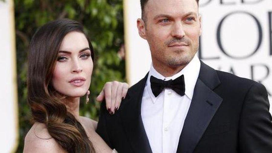 'Bom sex' Megan Fox đệ đơn ly hôn Brian Austin Green