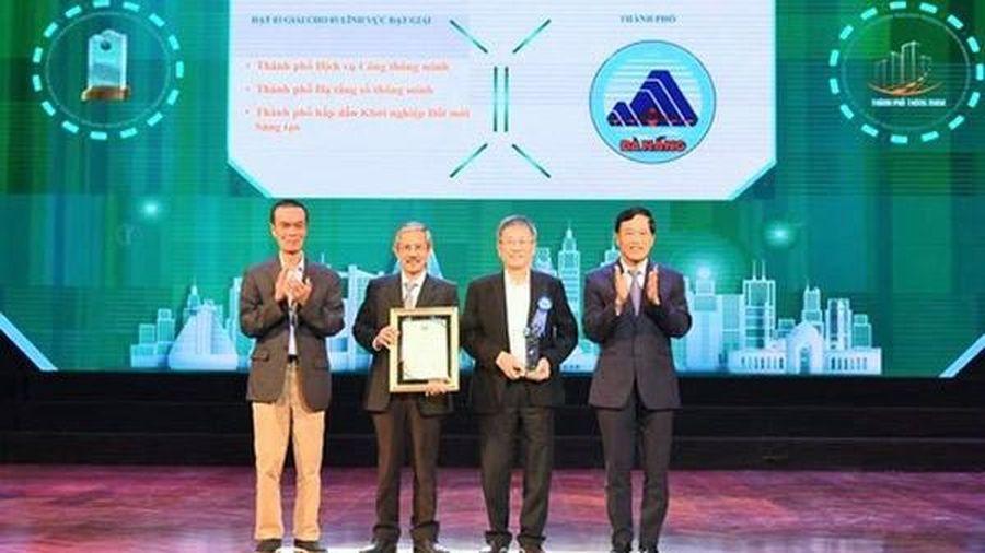 Đà Nẵng nhận danh hiệu thành phố thông minh nhất Việt Nam