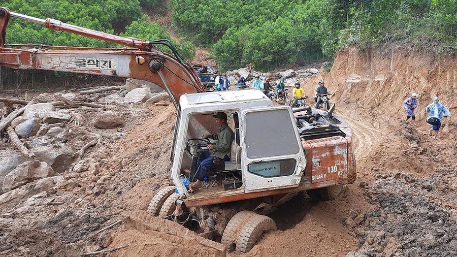 Bằng mọi cách phải tìm được 4 nạn nhân mất tích còn lại ở Phước Lộc