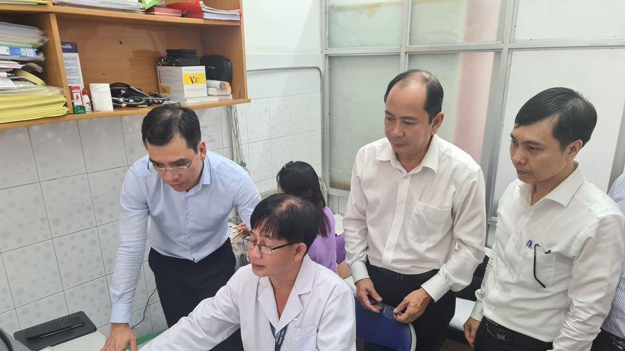 TPHCM: Đến năm 2025, 90% người dân được lập hồ sơ sức khỏe điện tử