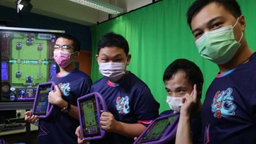 Phát triển thể thao điện tử cho học sinh có nhu cầu đặc biệt