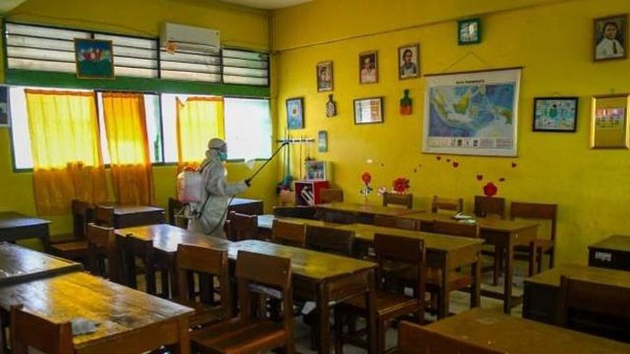 Indonesia: Các trường ở thủ đô được lệnh chuẩn bị mở cửa trở lại vào năm 2021