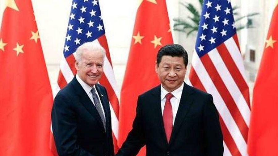 Chủ tịch Trung Quốc gửi điện chức mừng ông Joe Biden đắc cử