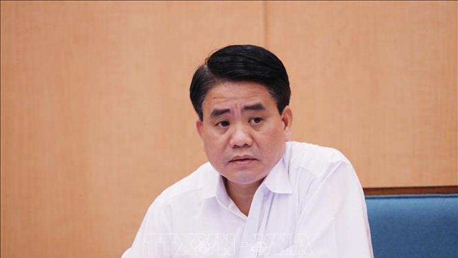 Hé lộ 3 phương thức 'giao' tài liệu 'mật' vụ Nhật Cường cho ông Nguyễn Đức Chung