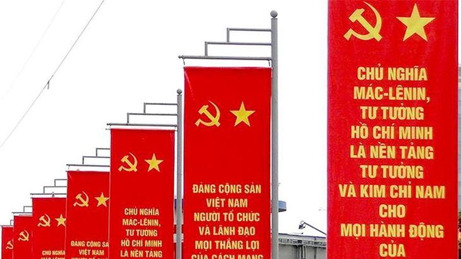 Các tổ chức quần chúng trong BĐBP góp ý dự thảo các văn kiện trình Đại hội đại biểu toàn quốc lần thứ XIII của Đảng
