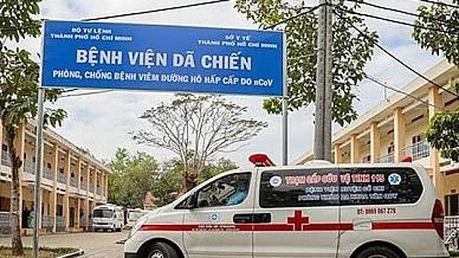 Tiếp tục ghi nhận 10 ca mắc Covid-19 nhập cảnh tại TP Hồ Chí Minh