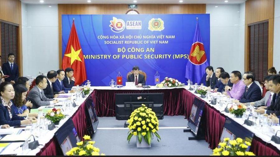 Các nước ASEAN chủ động phòng, chống tội phạm xuyên quốc gia