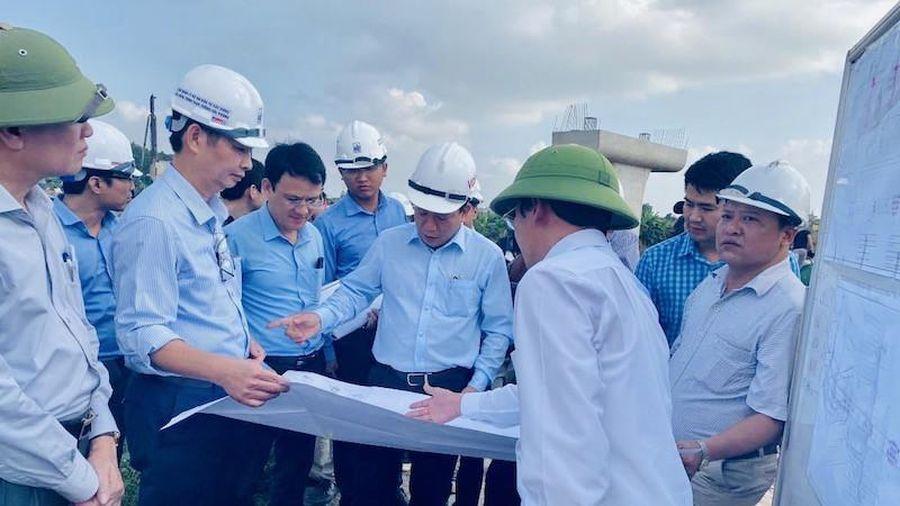 Hải Phòng đẩy nhanh tiến độ giải phóng mặt bằng thi công cầu Dinh và cầu Quang Thanh