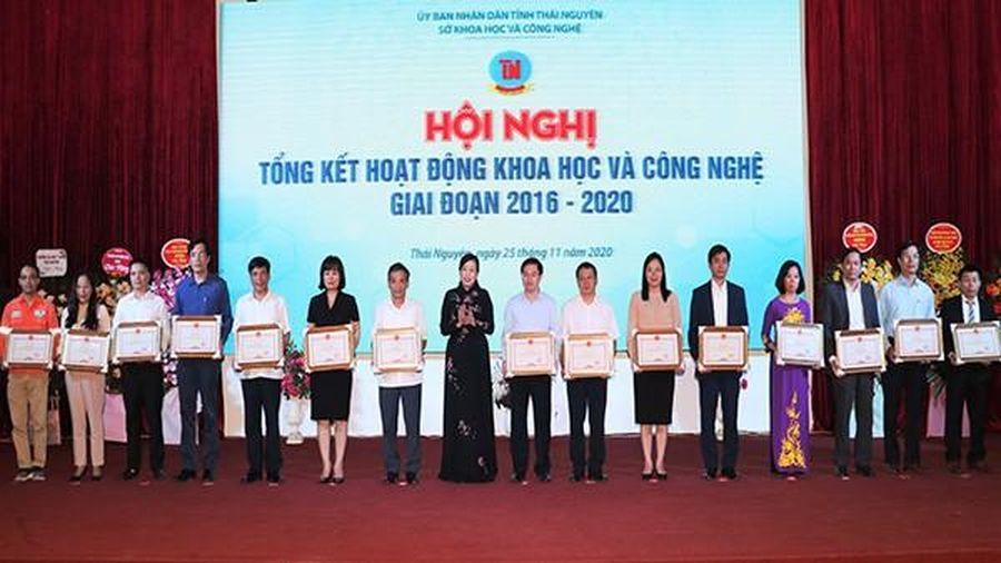 Thái Nguyên: Đầu tư gần 166 tỷ đồng cho hoạt động khoa học và công nghệ