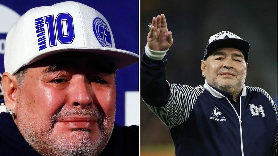 Lời cuối của huyền thoại Maradona trước khi qua đời