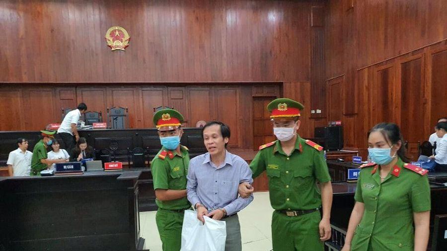 Triệu tập chủ tọa phiên sơ thẩm đến phiên xử cựu luật sư Trần Hữu Kiển