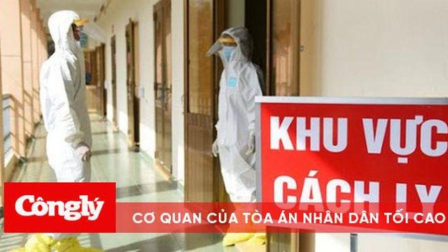 Việt Nam ghi nhận thêm 10 ca mắc Covid-19 được cách ly ngay khi nhập cảnh
