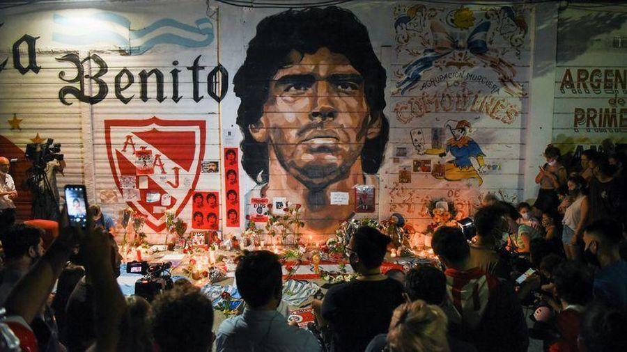 Argentina quốc tang Maradona 3 ngày, giữa ác mộng Covid-19