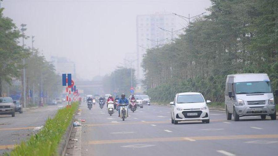 Hà Nội: Đóng làn xe 7m đường Nguyễn Xiển-Xa La từ ngày 30/11