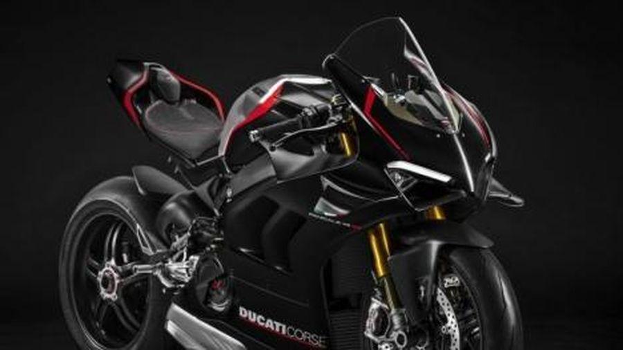 Panigale V4 SP 2021 - Huyền thoại một thời của Ducati vừa được trình làng có gì hay?