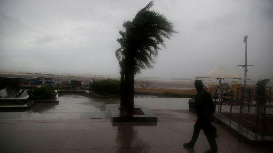 Bão Nivar gây thiệt hại tại Ấn Độ, hàng chục nghìn người phải sơ tán