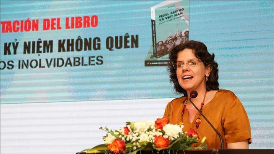 Tình đoàn kết Việt Nam – Cuba: Hình mẫu của quan hệ quốc tế