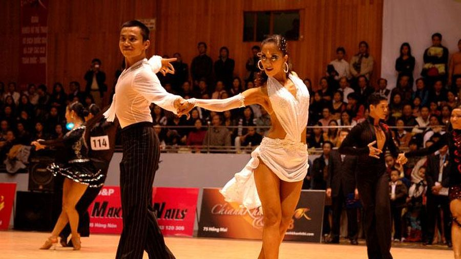 Giải Vô địch quốc gia Khiêu vũ thể thao 2020 sẽ tổ chức tại Đà Lạt