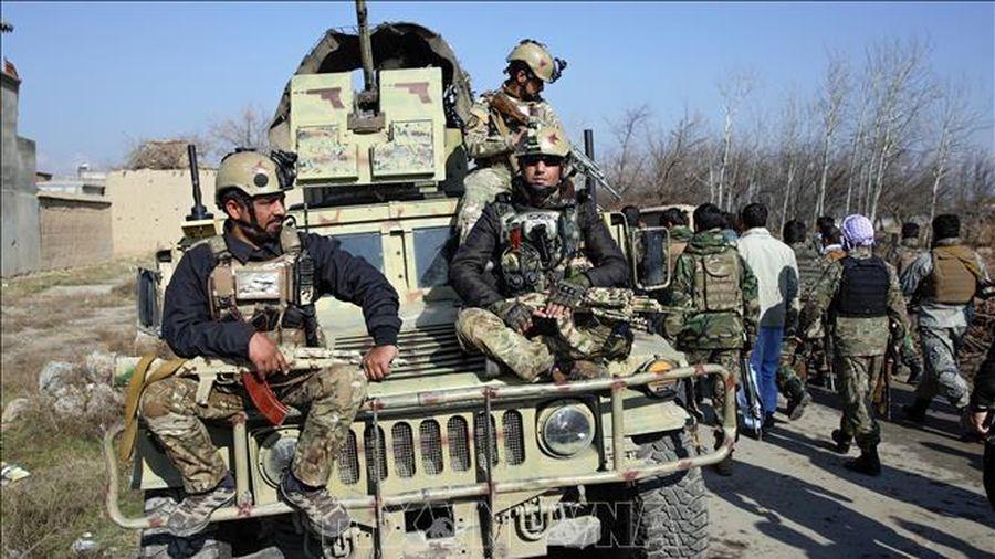 Bắt cóc con tin tại miền Đông Afghanistan