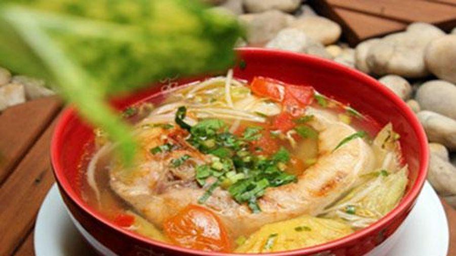 Đổi vị cơm nhà với món canh cá nục thơm nức, lạ miệng