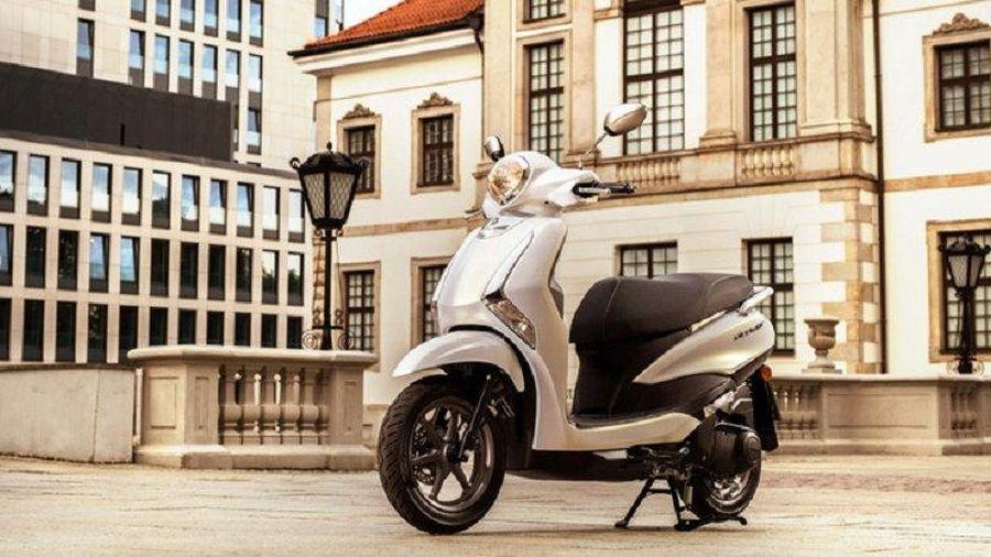Xe ga 'hot' Yamaha Latte xâm nhập thị trường châu Âu