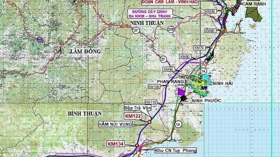 Đấu thầu cao tốc Cam Lâm - Vĩnh Hảo: Tiết kiệm cho Nhà nước gần 1.000 tỉ