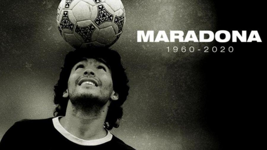 Huyền thoại Diego Maradona từng dự cảm không ngờ về cái chết