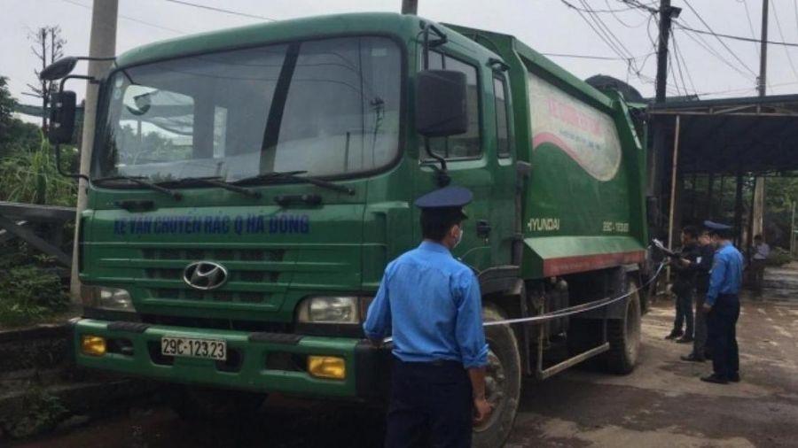 Mức phạt quá nhẹ, Hà Nội khó xử lý xe vận chuyển rác thải vi phạm