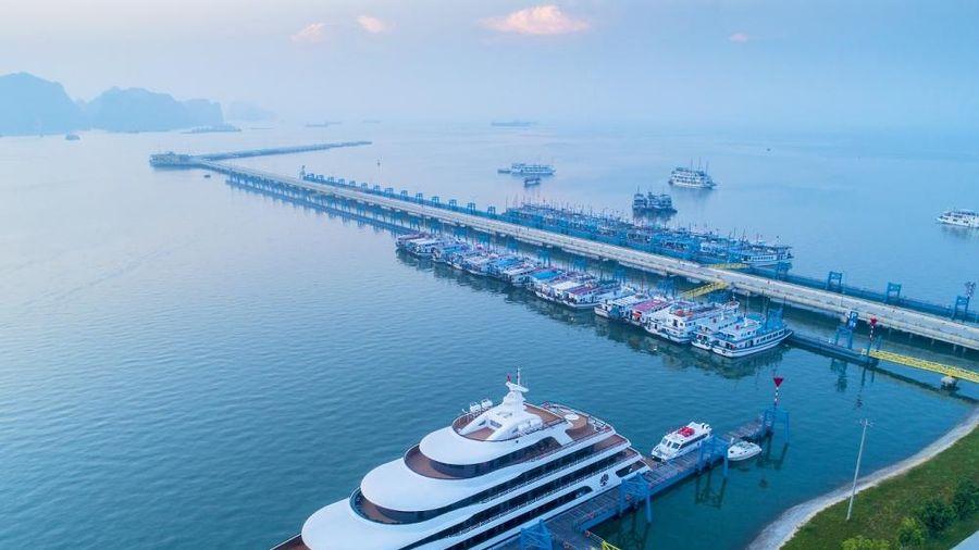 WTA vinh danh cảng tàu khách quốc tế Hạ Long là 'Cảng tàu khách hàng đầu Châu Á' 2020