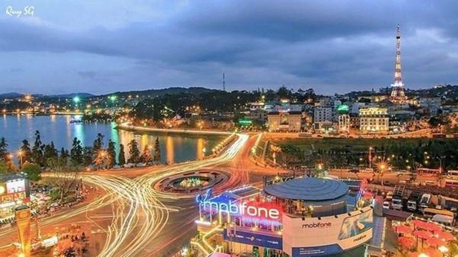 Trên 240 tỷ đồng cho hệ thống chiếu sáng thông minh ở Đà Lạt và Quốc lộ 20