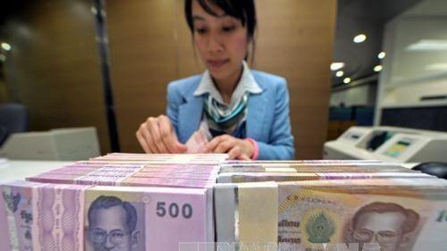 Thái Lan: Đồng baht tăng giá ảnh hưởng tới khả năng cạnh tranh