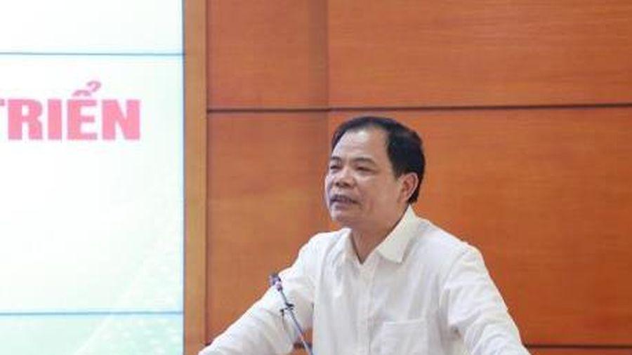 Bộ trưởng Nguyễn Xuân Cường: Tập trung tái thiết cơ sở hạ tầng, thủy lợi ở Quảng Trị