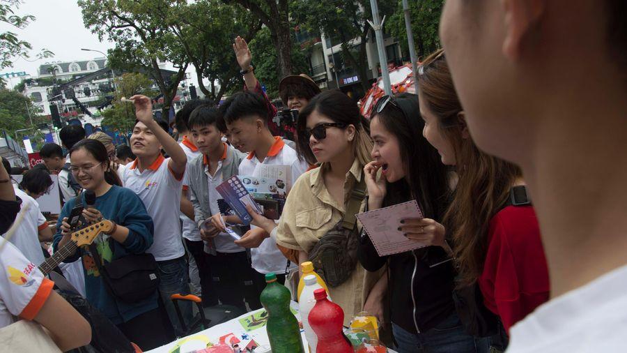 Biến dự án tái chế lọt top Vietnam 100 Impact Startups