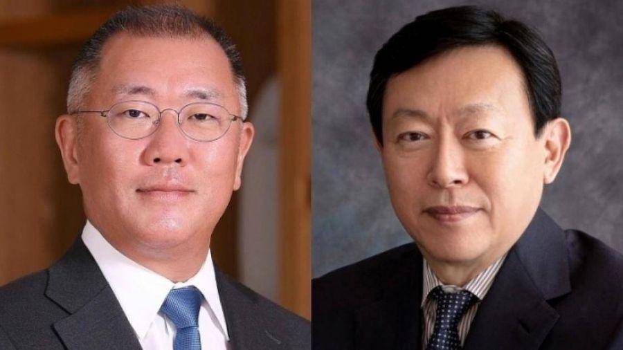 Hyundai Motor liên tiếp gặp gỡ các đối tác bàn về chiến lược xe điện