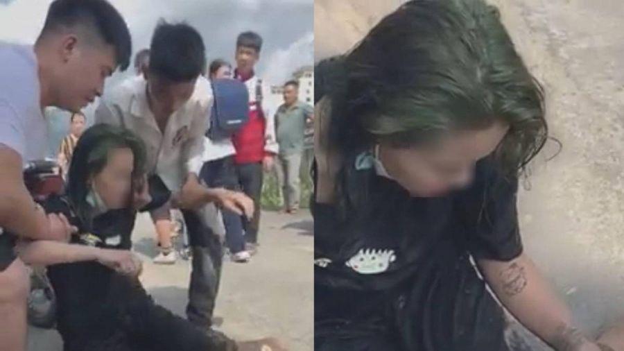 Cô gái trẻ nghi nhảy sông tự tử vì bị người yêu chê màu tóc nhuộm xấu