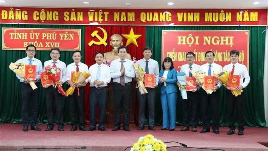 Phú Yên: Ông Võ Văn Binh được bổ nhiệm giữ chức vụ Giám đốc Sở Lao động-Thương binh và Xã hội
