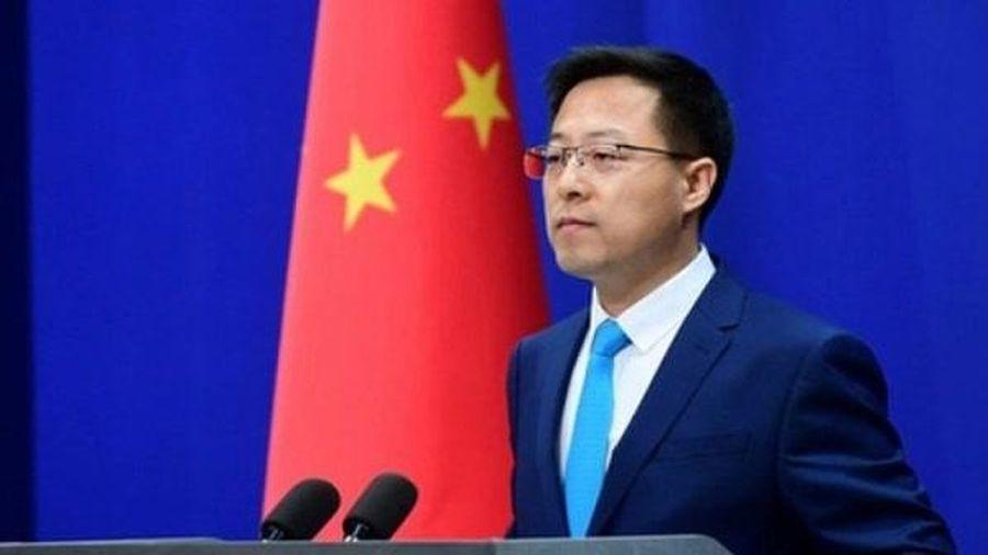 Trung Quốc kêu gọi Mỹ thu hồi lệnh trừng phạt lên 2 công ty