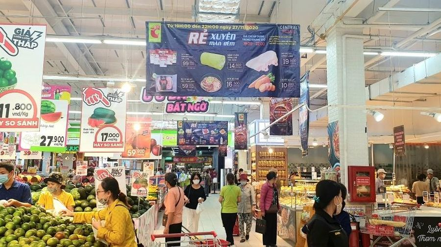 Hà Nội đêm không không ngủ: Cơ hội mua thực phẩm giảm giá tới 70% tại Big C