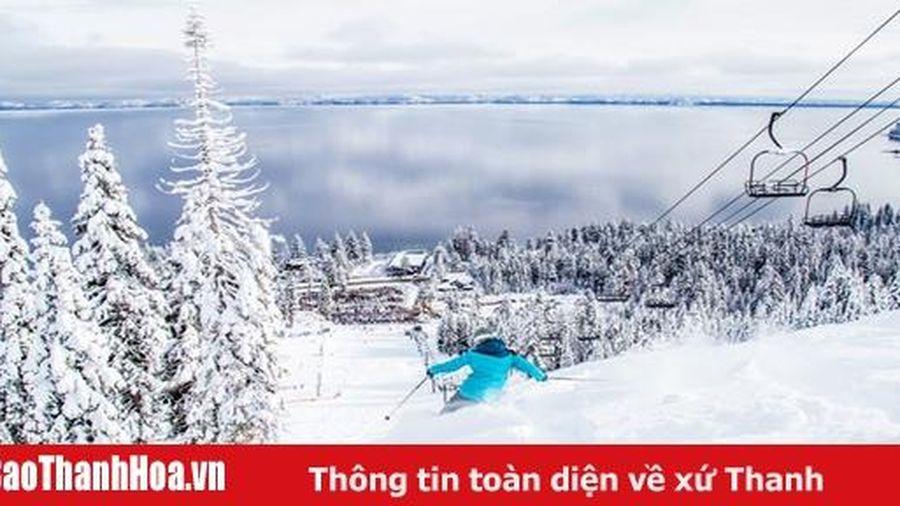 Thủ tướng Đức muốn đóng cửa tất cả các khu trượt tuyết ở châu Âu