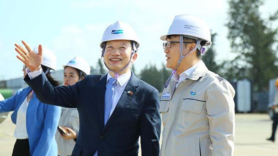 Doosan Vina: Hoàn thành đơn hàng 6 cẩu trục STS khổng lồ cho khách hàng Gemadept - CMA CGM