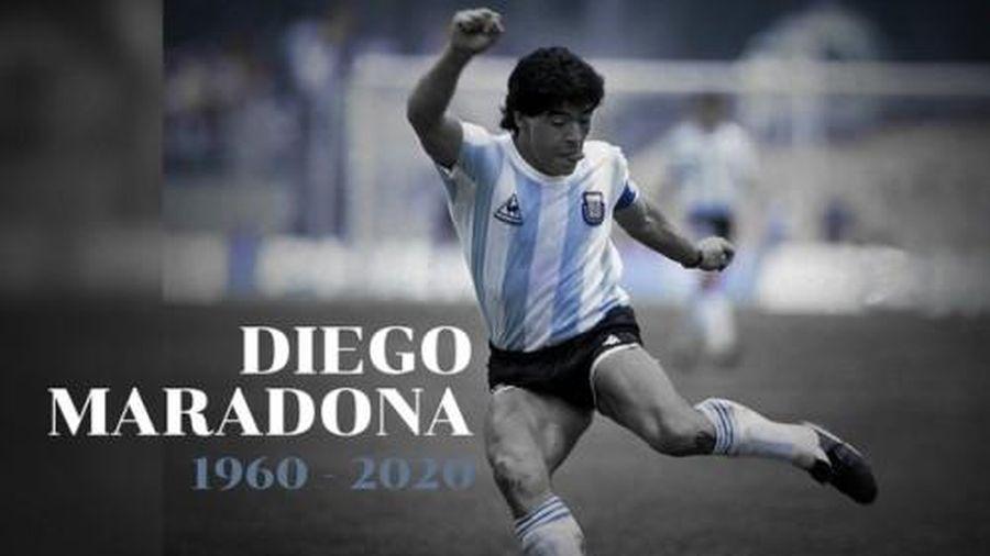 Quốc tang huyền thoại Diego Maradona diễn ra như thế nào?