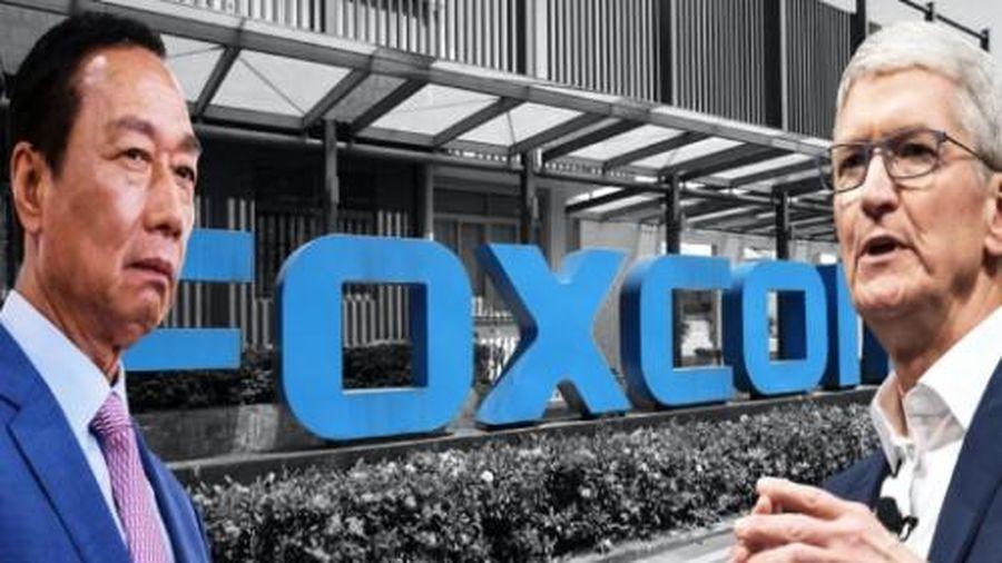 Reuters: Foxconn chuyển một số dây chuyền sản xuất cho Apple từ Trung Quốc sang Việt Nam
