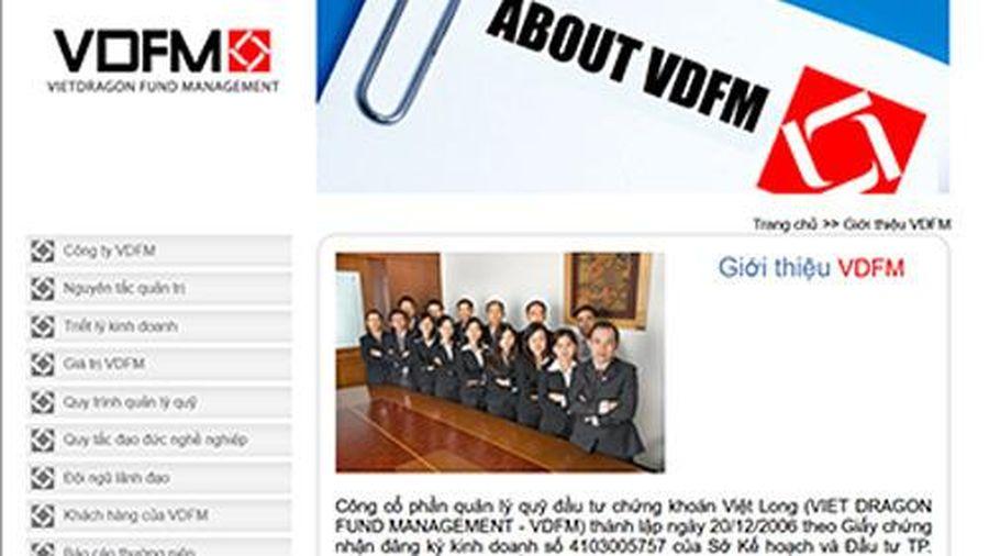 VDSC muốn mua cổ phần chi phối Quỹ đầu tư chứng khoán Việt Long
