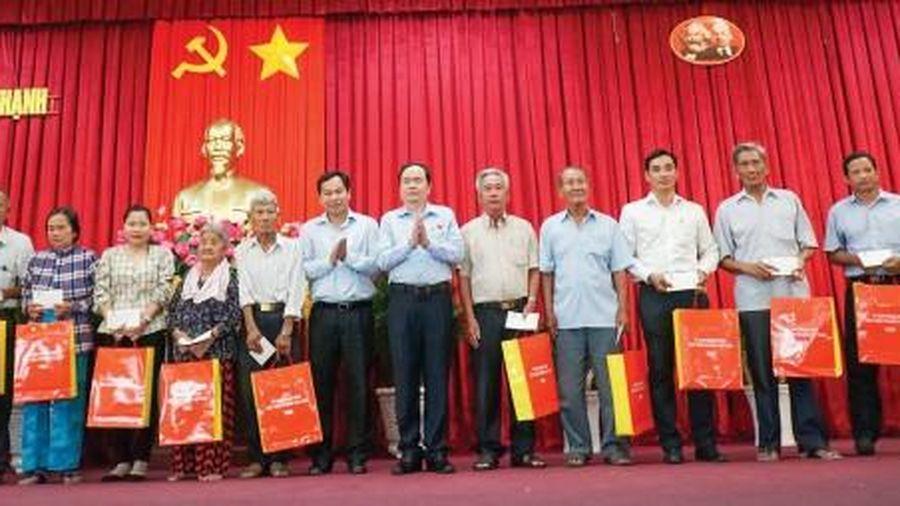 Đại biểu Quốc hội đơn vị TP Cần Thơ tiếp xúc cử tri Cờ Đỏ, Vĩnh Thạnh, Ninh Kiều, Thới Lai