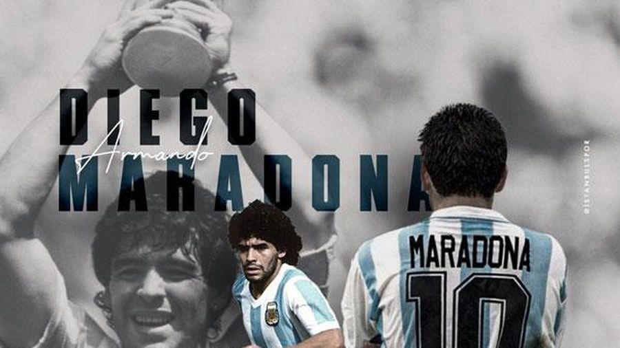 Maradona là duy nhất!