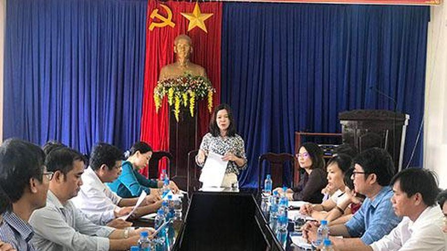 Giám sát về bảo đảm an toàn thực phẩm tại Cam Lâm