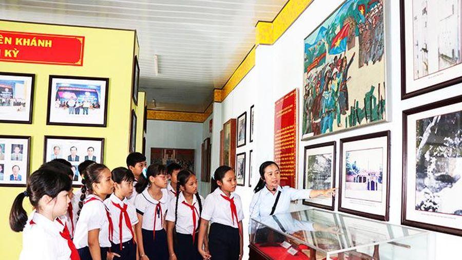 Diên Khánh: Giáo dục truyền thống cho thế hệ trẻ thông qua các di tích